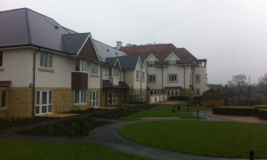 Blenheim House – 32 bed residential care home annexe