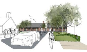 Two new residential contracts commenced by Rigg Construction for Wiltshire Council in September