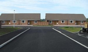 Rowde, Devizes - 6 Bungalows for Wiltshire Council