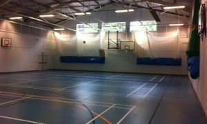 Sandroyd School - New Gymnasium