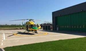 New Home for the Wiltshire Air Ambulance